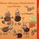 """Am 24.8.17 ist die CD Meine allerersten Lieder zum Herbst mit sechs Stücken von Ulrich Steier erschienen. Die komplette CD mit vierzehn Liedern erscheint 2018 unter dem Titel """"Hey, jetzt ist Herbst!"""""""