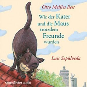 """Kinderhörbuch-CD """"Wie der Kater und die Maus trotzdem Freunde wurden"""""""
