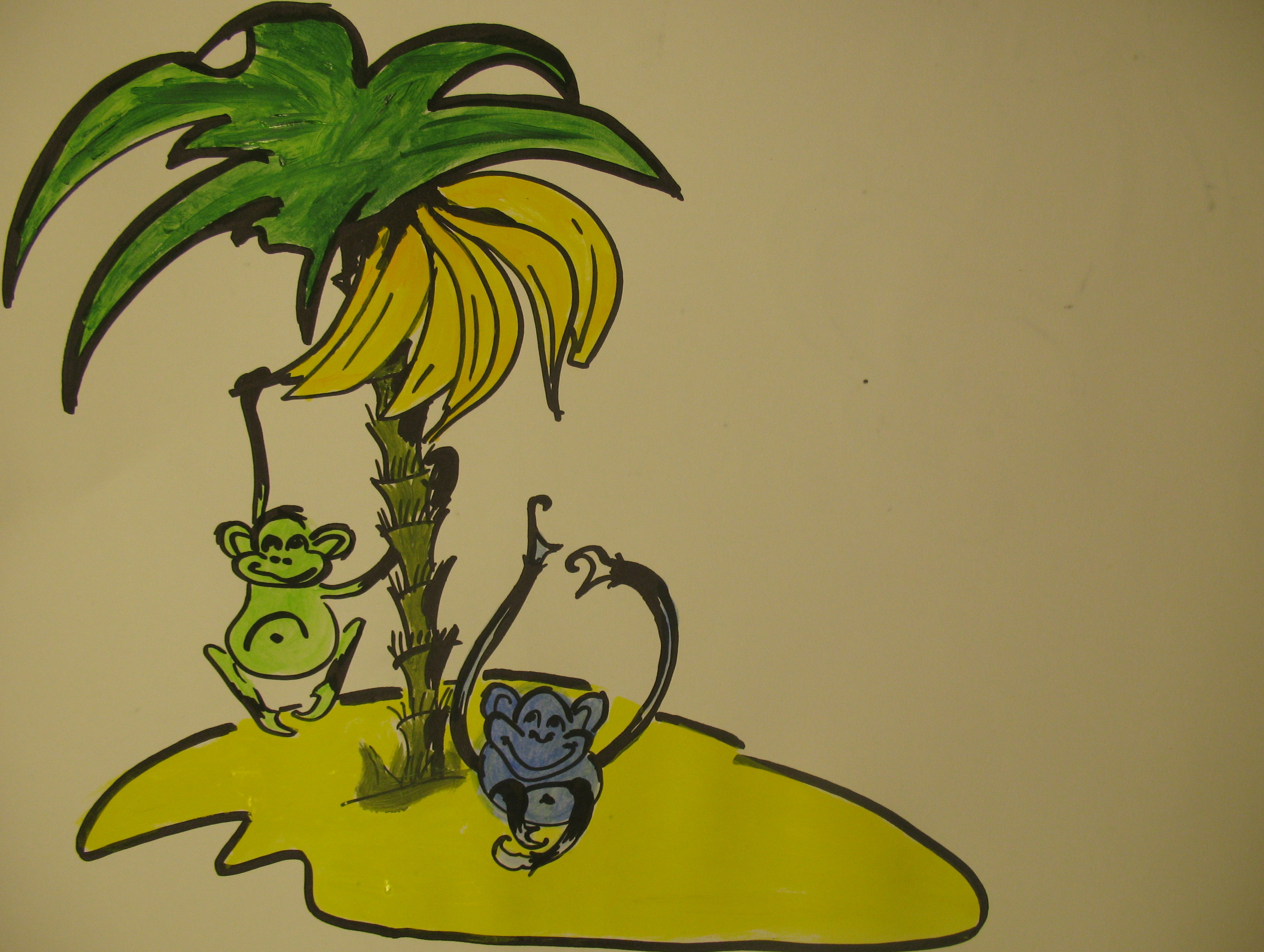 alles banane kinderlied